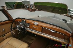 1955 Mercedes-Benz 300 S Cabriolet by Pininfarina 21