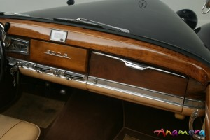 1955 Mercedes-Benz 300 S Cabriolet by Pininfarina 22