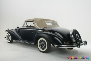 1955 Mercedes-Benz 300 S Cabriolet by Pininfarina 7