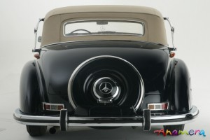 1955 Mercedes-Benz 300 S Cabriolet by Pininfarina 9