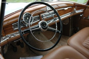 1955 Mercedes-Benz 300B by Pininfarina 21