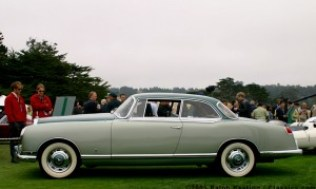 1955 Mercedes-Benz 300B by Pininfarina 5