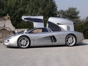 1999 Isdera Silver Arrow 112i 3