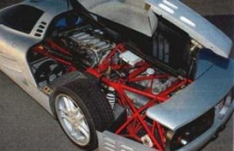 1999 Isdera Silver Arrow 112i 8