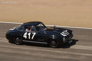 Mercedes-Benz 300SL Black 1