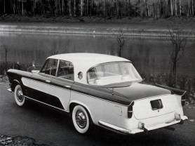 Mercedes-Benz 300c Berlina designed by Ghia 2