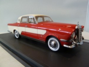 Mercedes-Benz 300c Berlina designed by Ghia 28