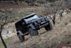 Mercedes-Benz G-Class G500 4x4 17