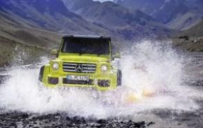 Mercedes-Benz G-Class G500 4x4 7