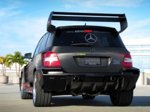 Mercedes-Benz-GLK350-Hybrid-Pikes-Peak-Rally-Car RennTech 14