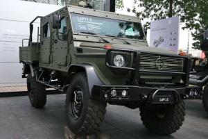 Mercedes-Benz LAPV-7.X 4