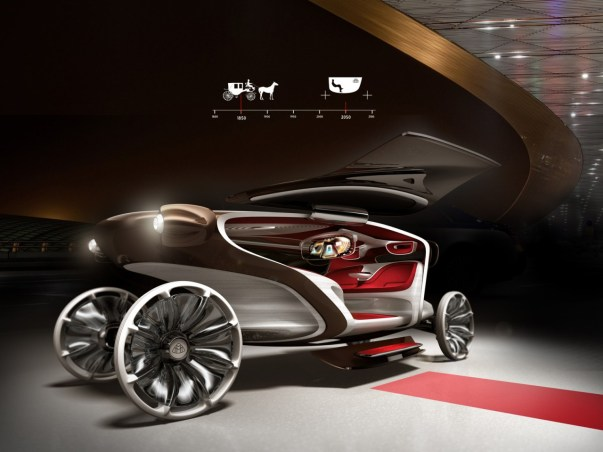 Maybach Berline Carriage 16