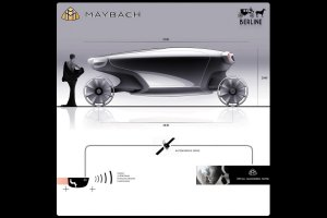 Maybach Berline Carriage 20