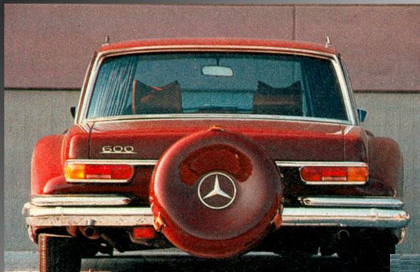 Mercedes-Benz 600 W100 Buchmann 6