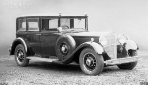 Mercedes-Benz Grosser Pullman W07 10