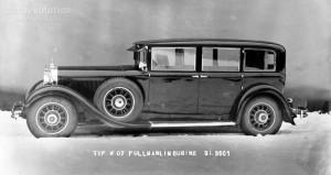 Mercedes-Benz Grosser Pullman W07 12