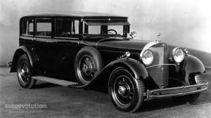 Mercedes-Benz Grosser Pullman W07 18