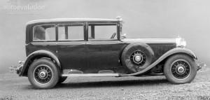Mercedes-Benz Grosser Pullman W07 22
