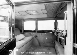 Mercedes-Benz Grosser Pullman W07 24