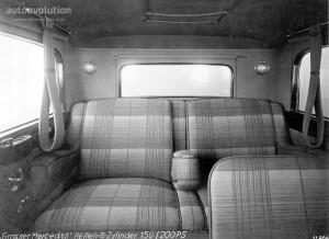 Mercedes-Benz Grosser Pullman W07 27