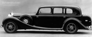 Mercedes-Benz Grosser Pullman w150 11