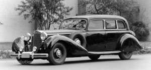 Mercedes-Benz Grosser Pullman w150 3