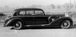 Mercedes-Benz Grosser Pullman w150 5
