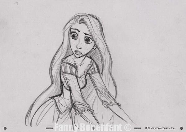 Rough magie de Noël avec Glen Keane Fanny Bonenfant illustrations