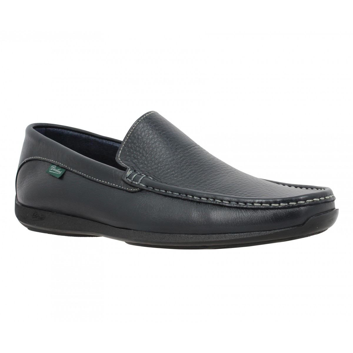 Paraboot Anvers Cuir Homme Marine Fanny Chaussures