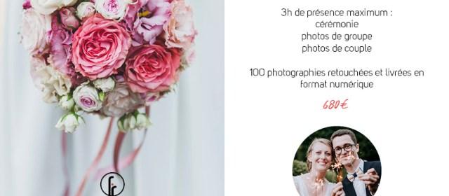Vous recherchez un photographe de mariage à la dernière minute ?