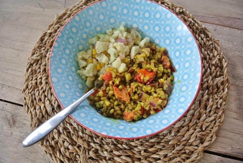 Another Mung Bean Curry
