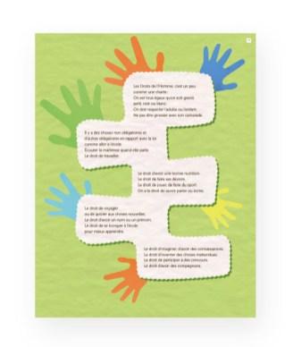 Regards d'enfants - Poèmes d'enfants européens 5