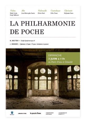Affiche Philharmonie de Poche 2011 2012 - 03