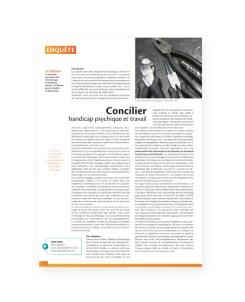 La lettre d'Action et Compétence, numéro 1, page 4
