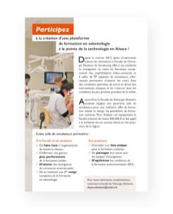 Dépliant Dentaire FUS page 2