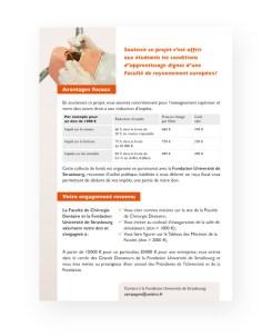 Dépliant Dentaire FUS page 3