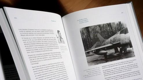 photo - livre - La 3e escadre de Chasse et le North American F-100D/F Super Sabre