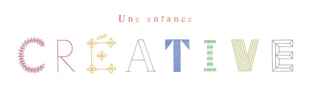 Logo Blog Une enfance créative