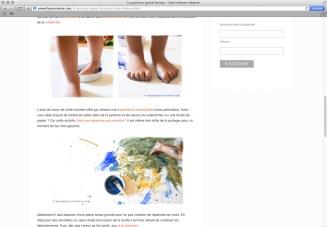 Blog Une enfance créative