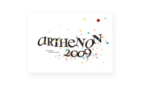 Projet vœux Arthenon