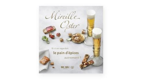 Livre Mireille Oster - Couverture