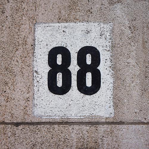 Chiffre 88
