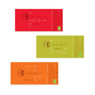 Etiquette vin Einhart
