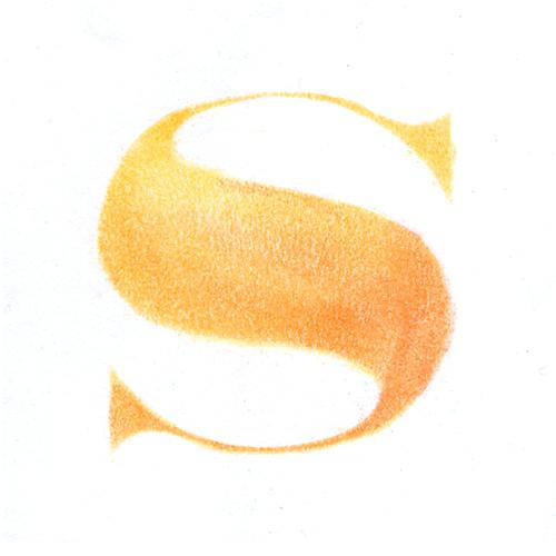 Lettre S Pochoir