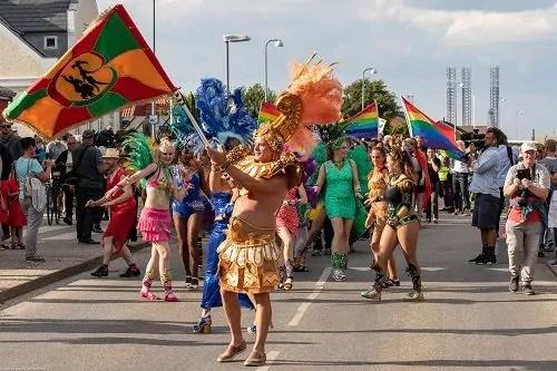 Fanø Pride Parade
