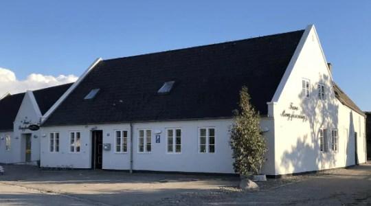 Dagli Brugsen in Sønderho