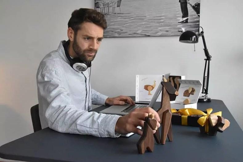 Fanø Holz- und Magnetfiguren werden zum Hit