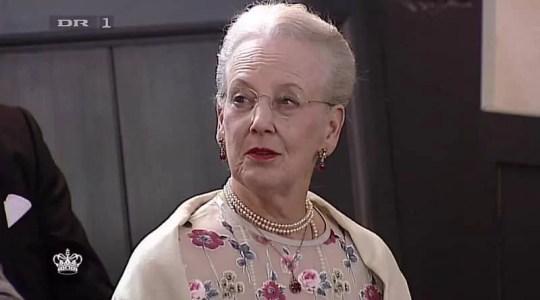 Dänemarks Königin Margrete besucht Fanø
