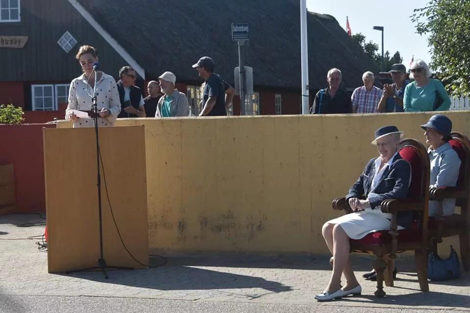 Königin Margrete in Nordby
