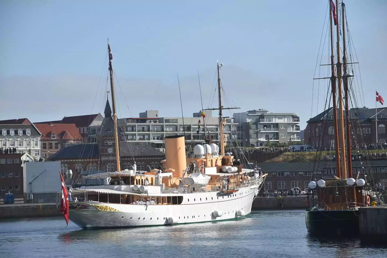 Königliches Schiff Danneborg